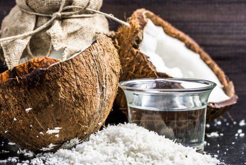 Wundermittel Kokosöl