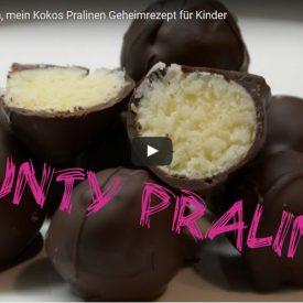 Bounty Pralinen