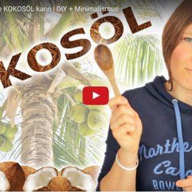 Nützliche Dinge die Kokosöl kann