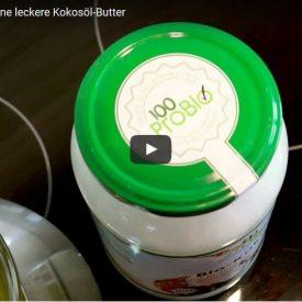 Alternative für Butter mit Kokosöl